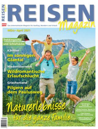 REISEN-Magazin 2/2021