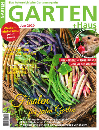 GARTEN+HAUS 6/2020