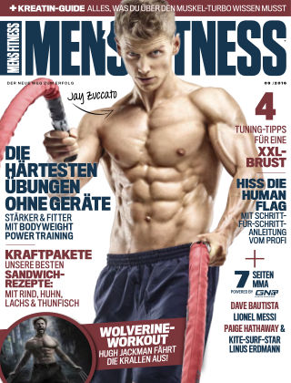 Men's Fitness DE Issue 70