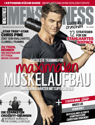 Men's Fitness DE Issue 71
