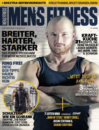 Men's Fitness DE Issue 72