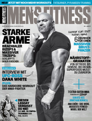 Men's Fitness DE Issue 74