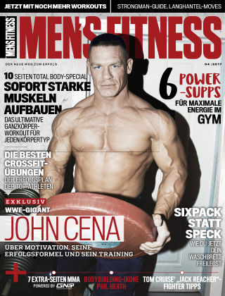 Men's Fitness DE Issue 77
