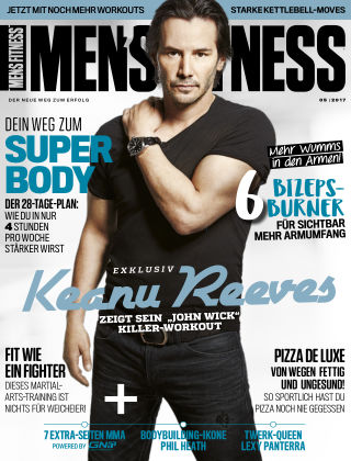 Men's Fitness DE Issue 78