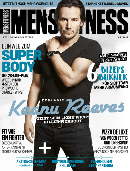 Men's Fitness DE April 04, 2017 00:00