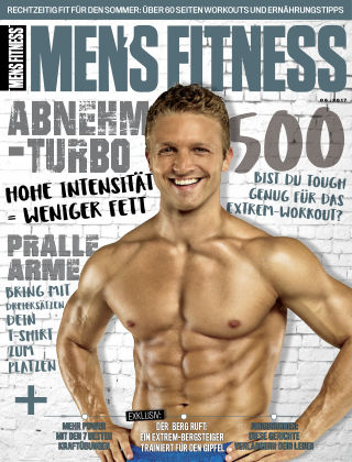 Men's Fitness DE Issue 79