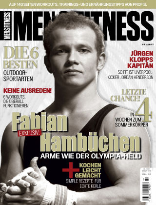 Men's Fitness DE Issue 80
