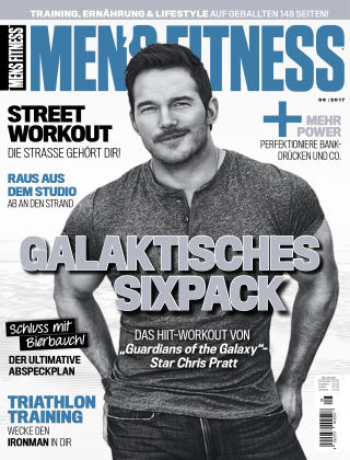 Men's Fitness DE Issue 81