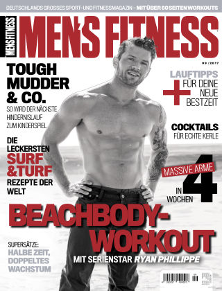 Men's Fitness DE Issue 82