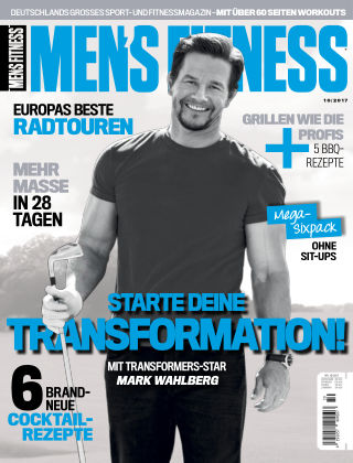 Men's Fitness DE Issue 83