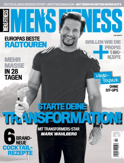 Men's Fitness DE
