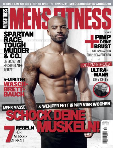Men's Fitness DE November 07, 2017 00:00