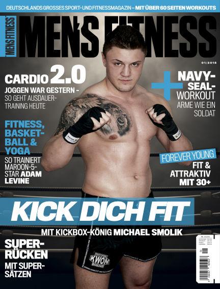 Men's Fitness DE December 05, 2017 00:00