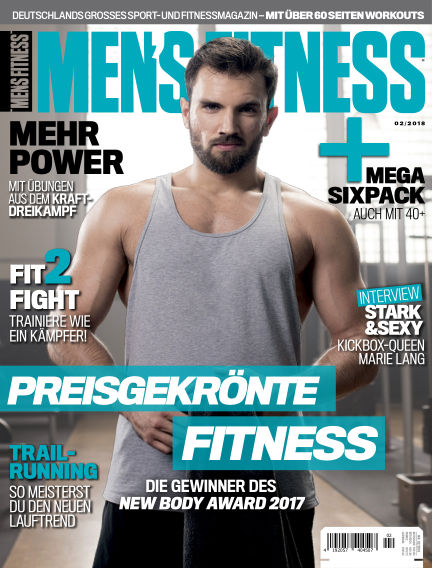 Men's Fitness DE January 02, 2018 00:00