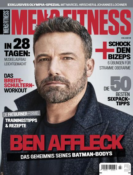 Men's Fitness DE February 06, 2018 00:00