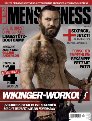 Men's Fitness DE Issue 90