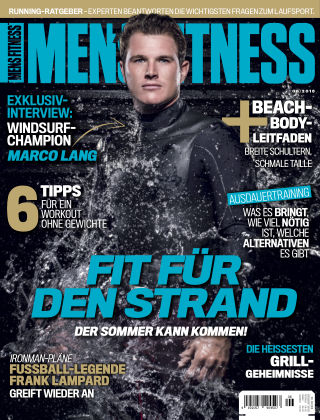 Men's Fitness DE Issue 91