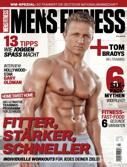 Men's Fitness DE June 05, 2018 00:00