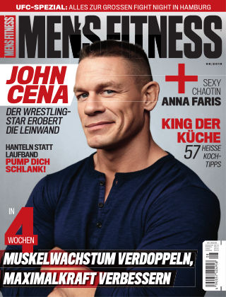 Men's Fitness DE Issue 93