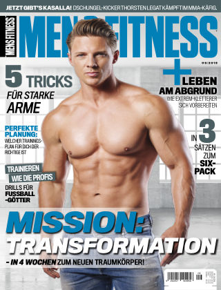 Men's Fitness DE Issue 94