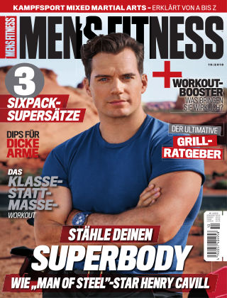 Men's Fitness DE Issue 95