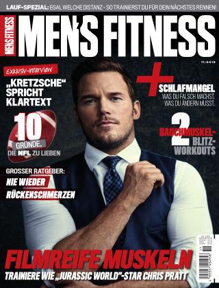Men's Fitness DE NOVEMBER 2018