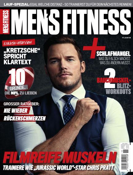 Men's Fitness DE October 02, 2018 00:00