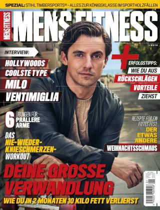 Men's Fitness DE Januar2019