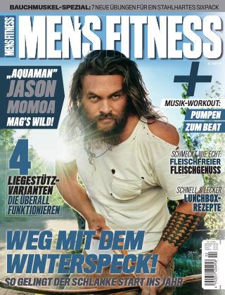 Men's Fitness DE Februar2019