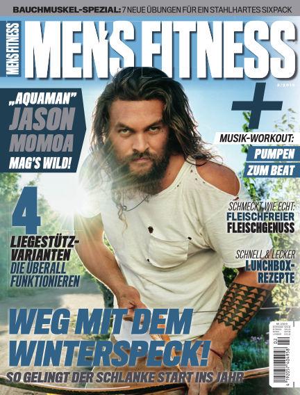 Men's Fitness DE January 02, 2019 00:00