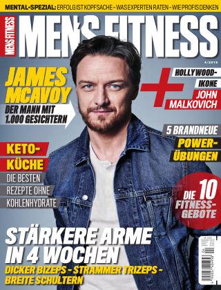 Men's Fitness DE April 2019