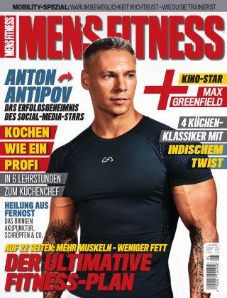 Men's Fitness DE Mai2019