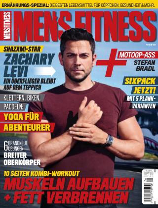 Men's Fitness DE Juni2019