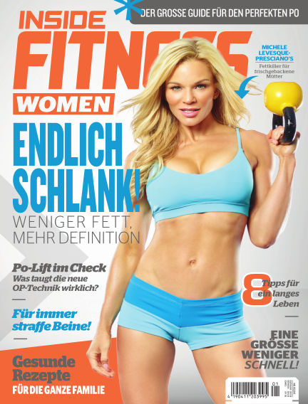 Inside Fitness Women November 01, 2016 00:00