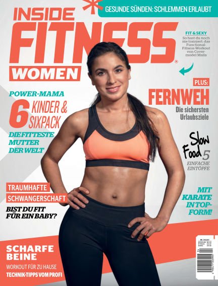 Inside Fitness Women May 04, 2017 00:00