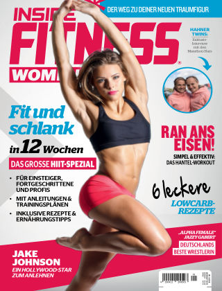 Inside Fitness Women IF4W 13