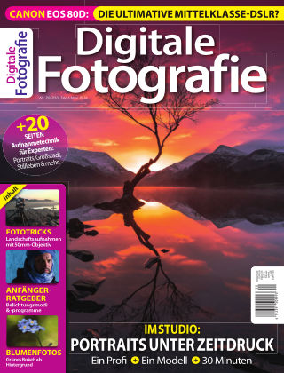 Digitale Fotografie Update NR.20 2016