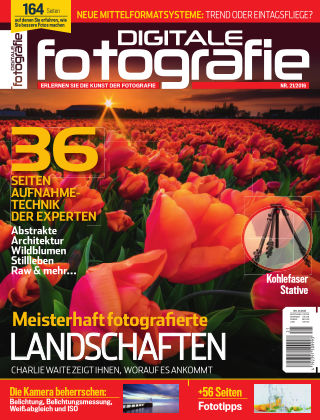 Digitale Fotografie Update NR.21 2016