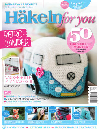 Häkeln for You Issue 1