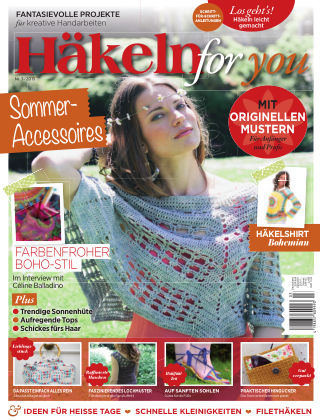 Häkeln for You Issue 3