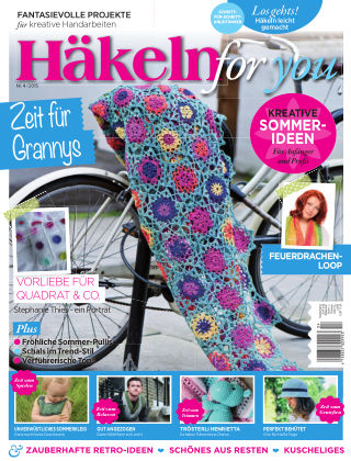 Häkeln for You Issue 4
