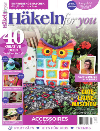 Häkeln for You Issue 10