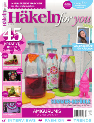 Häkeln for You Issue 9