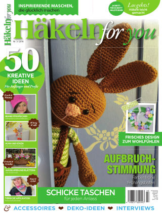 Häkeln for You Issue 8