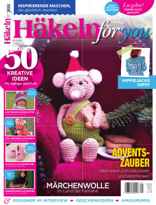 Häkeln for You Issue 6