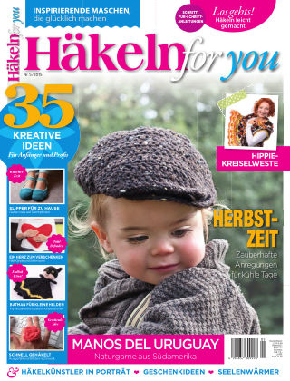 Häkeln for You Issue 5