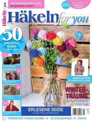 Häkeln for You Issue 7