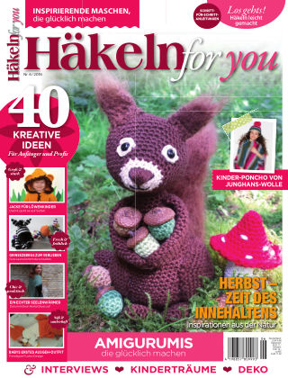 Häkeln for You Issue 11