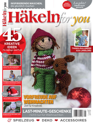 Häkeln for You Issue 12