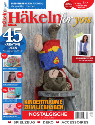 Häkeln for You Issue 13